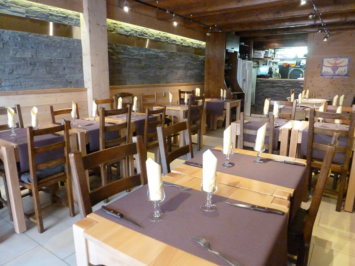 Votre restaurant italien au Grand Bornand vous fait découvrir les saveurs de l'Italie